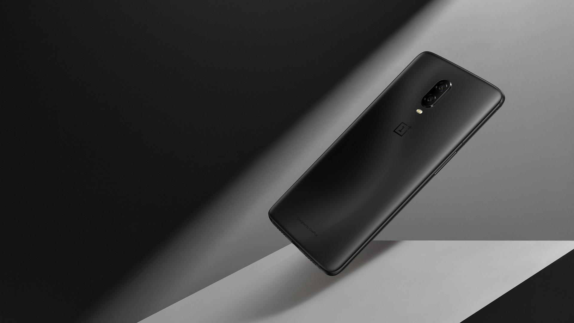 OnePlus 6T black color