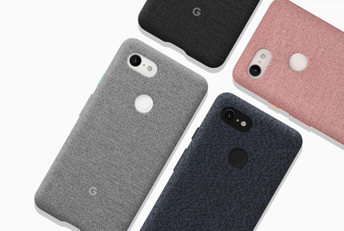 Pixel 3 XL Fabric Case