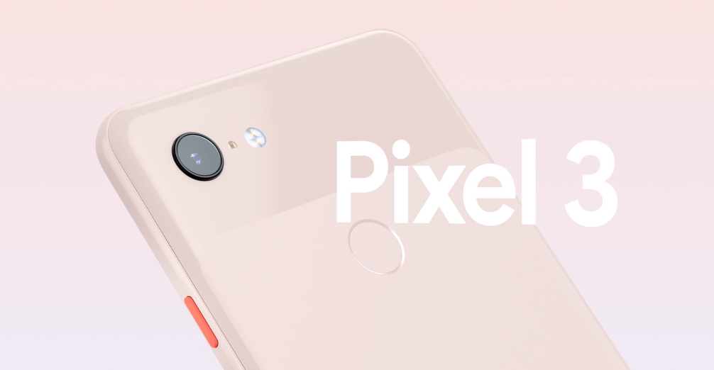 Pixel 3 mobile