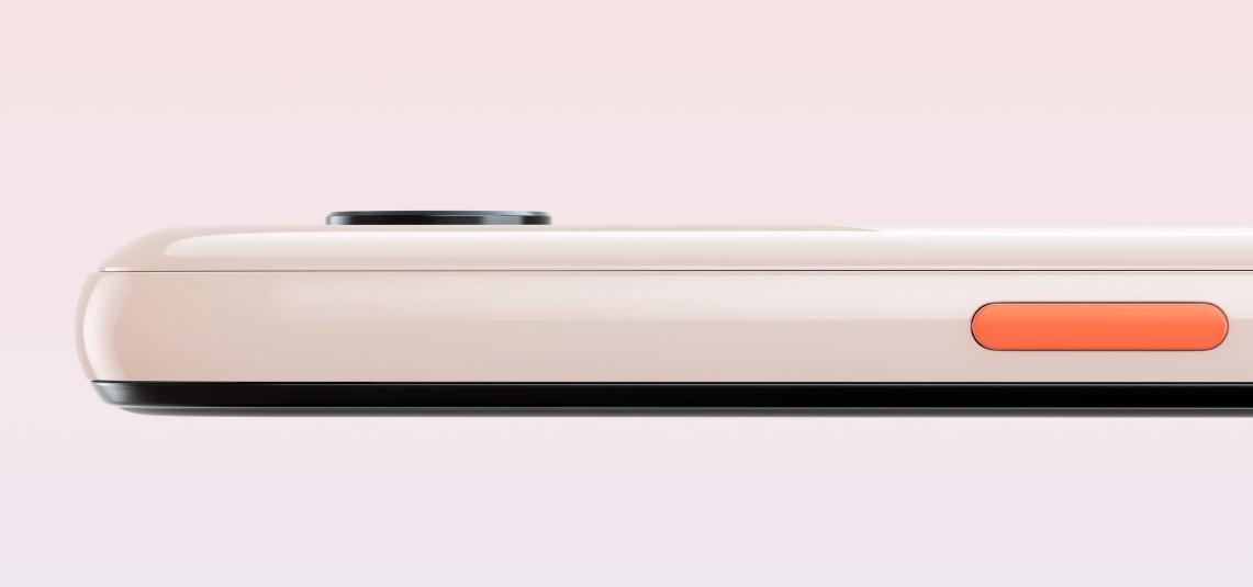 Pixel 3 smartphone