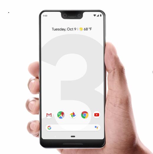 Pixel 3 Front