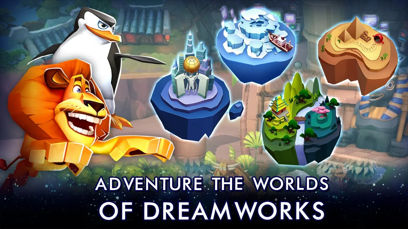 DreamWorks Universe of Legends