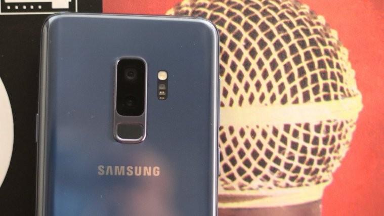 Galaxy S9 Plus One UI update download