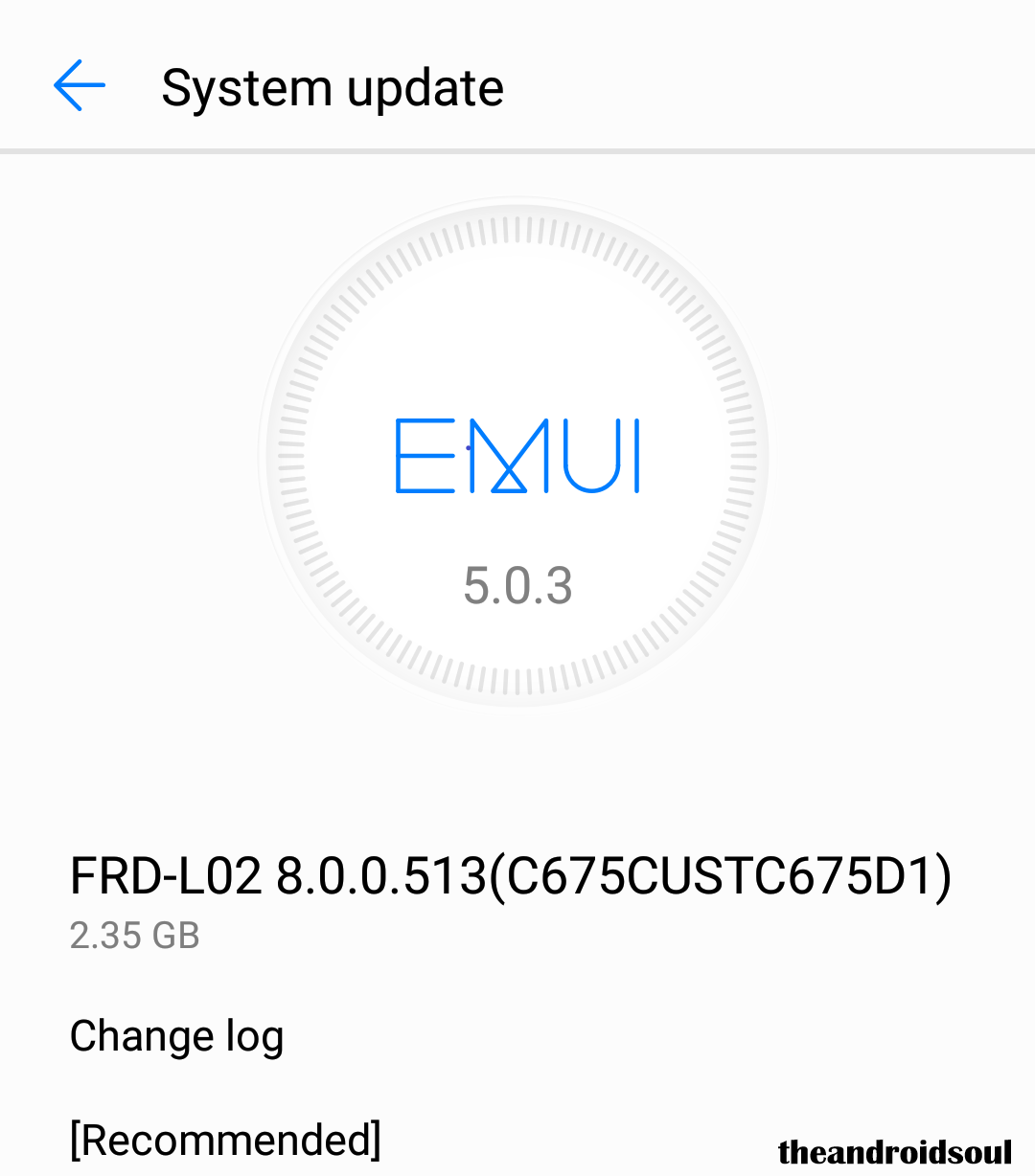 Honor 8 Oreo update in India