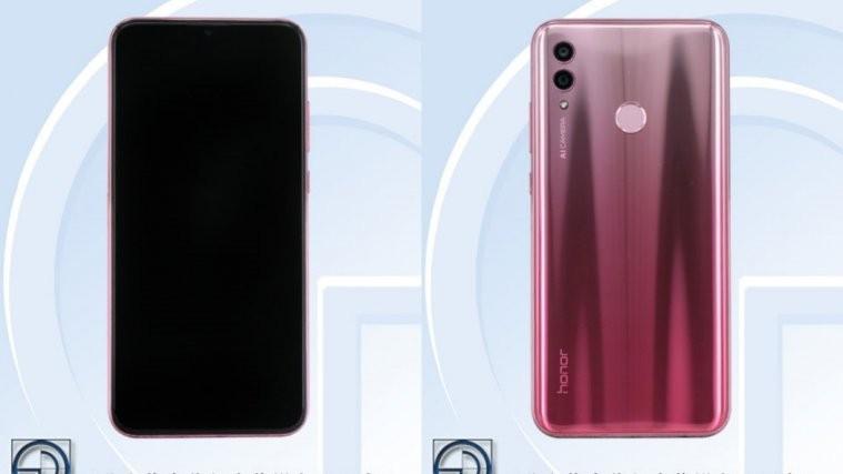 Huawei HRY TENAA