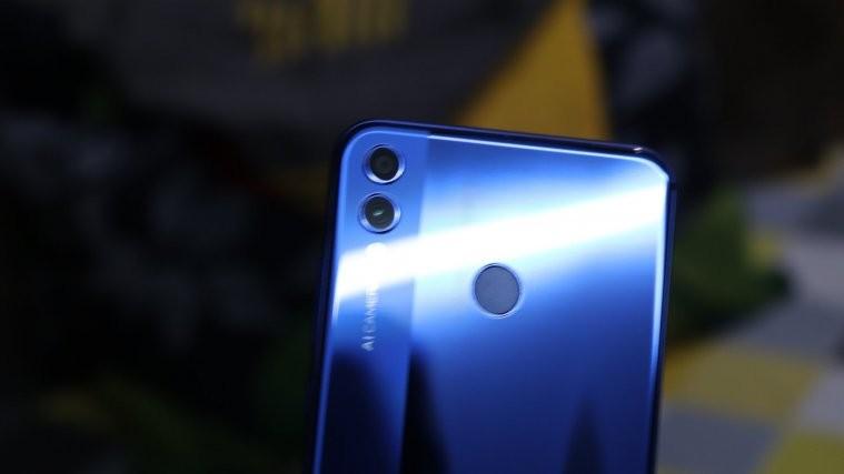 Huawei Honor 8X smartphone