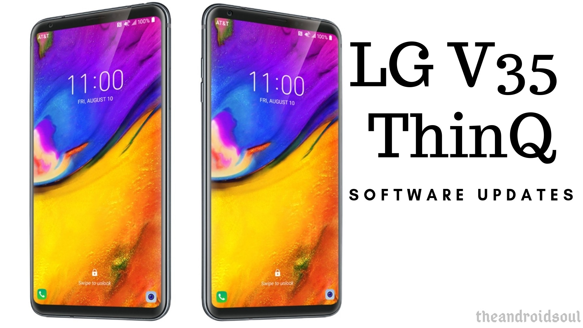 LG V35 ThinQ software update