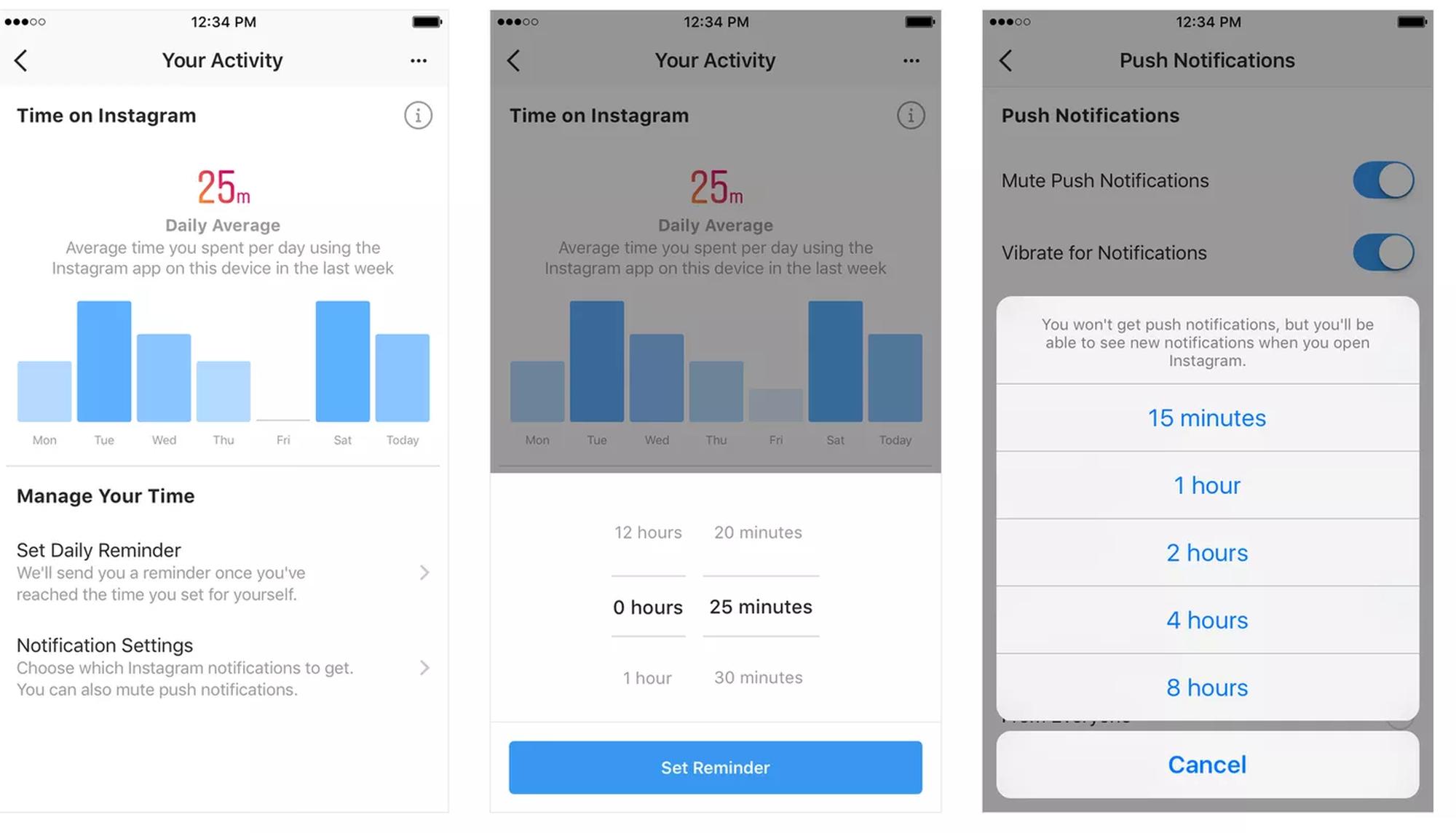 Como controlar o tempo no Instagram facilmente