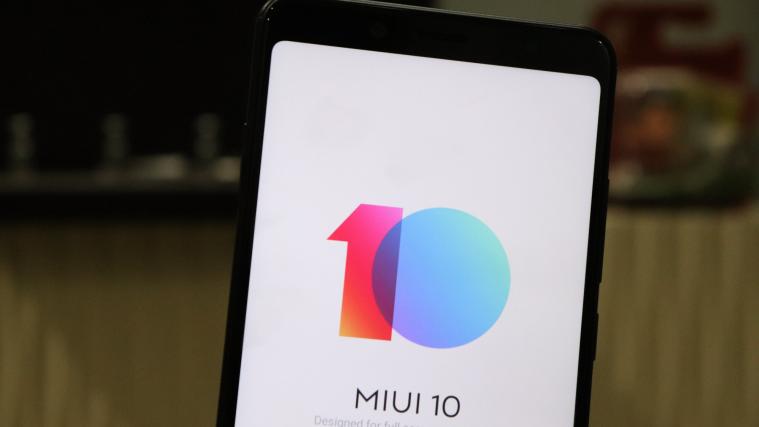 Mi Note 3 and Redmi 3S MIUI 10 update