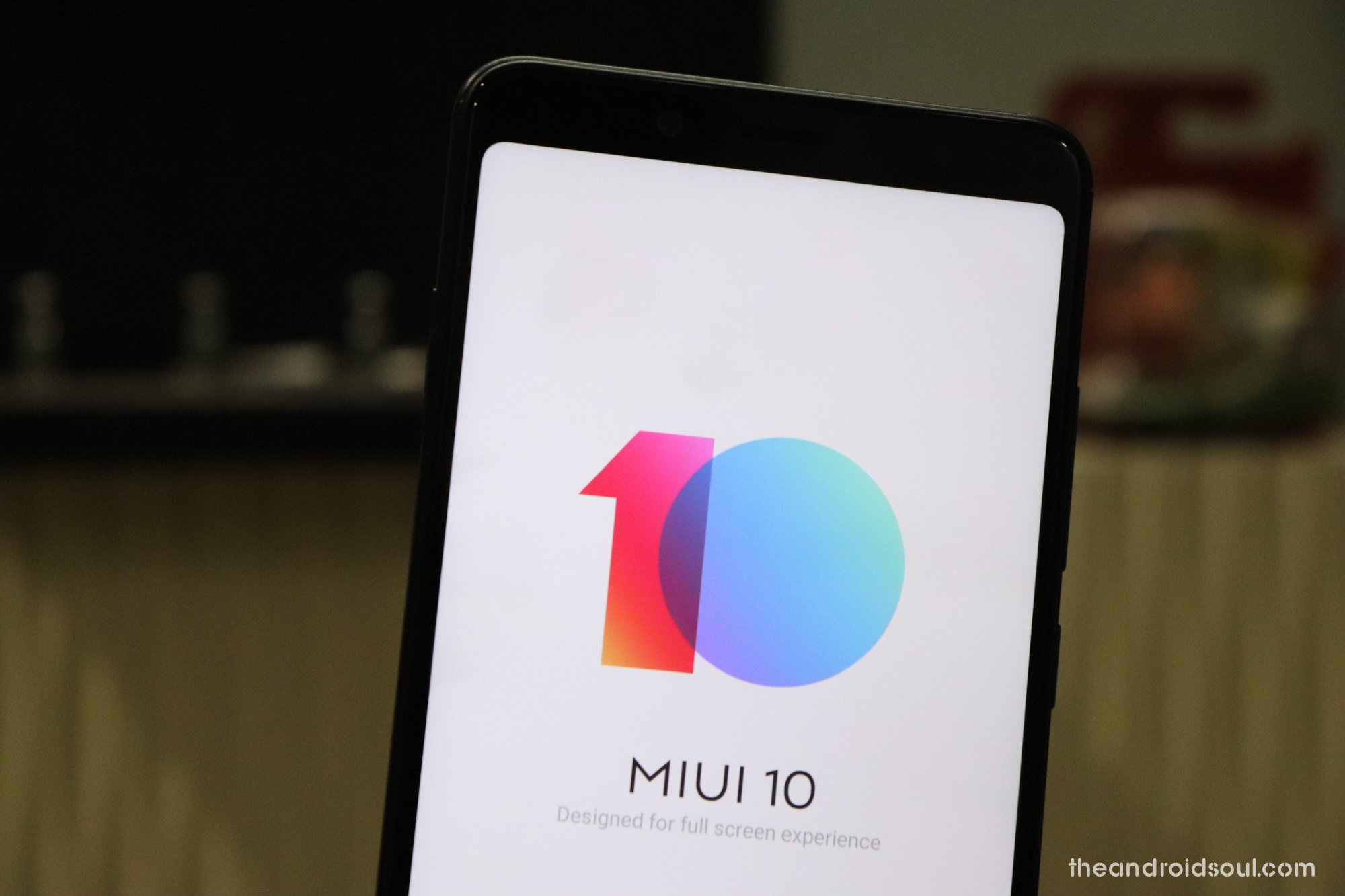 Mi Note 3 and Redmi 3S MIUI 10 update