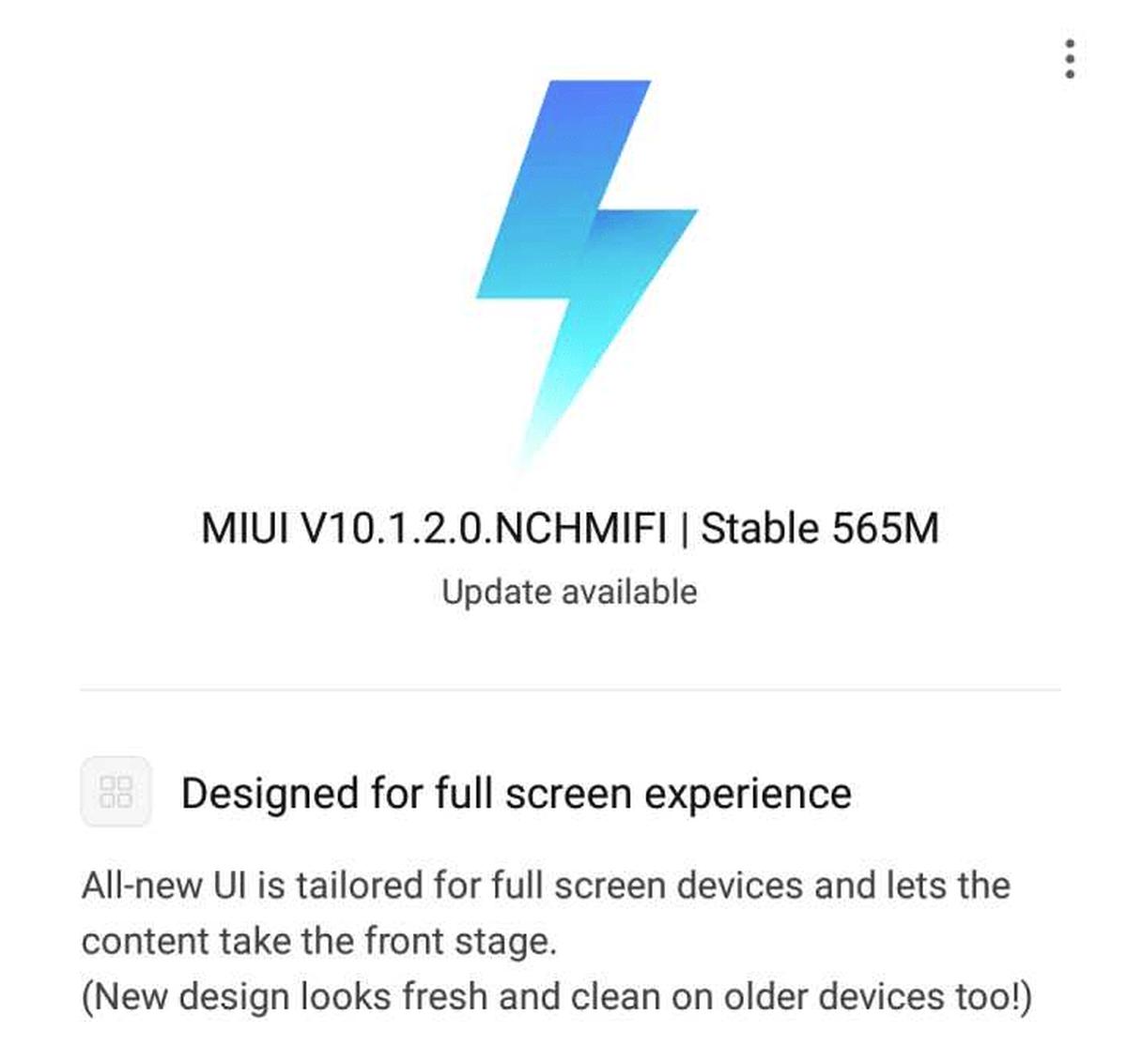Mi Note 3 MIUI 10