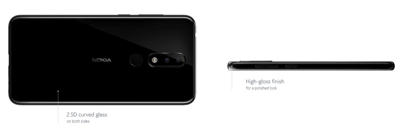 Nokia 5.1 Plus Android Pie