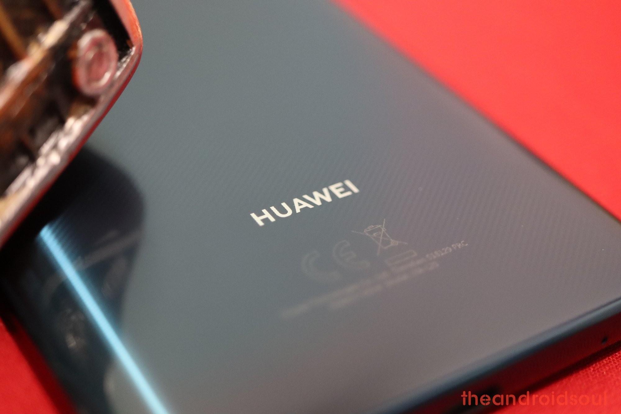 Huawei Mate 20 OTA update