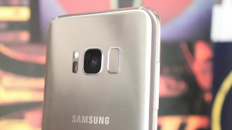 S8 and S8 Plus update
