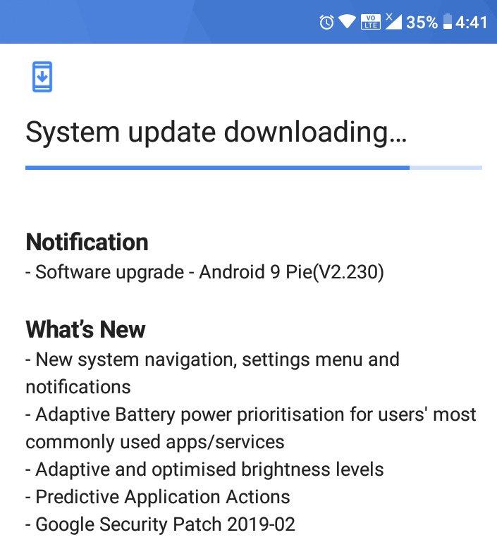 Nokia 3.1 Plus Pie update-1