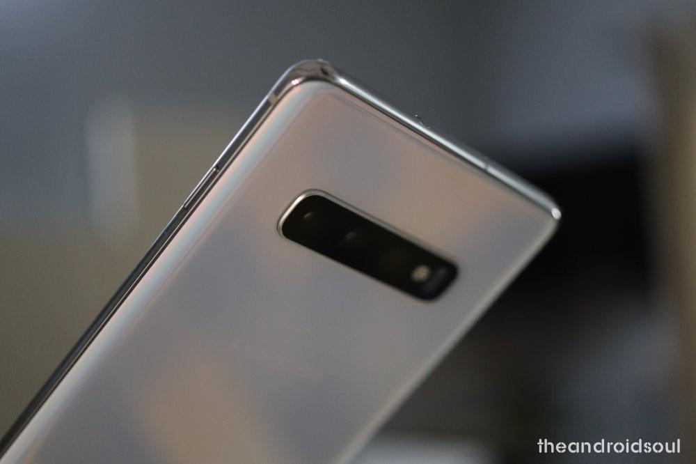 Samsung Galaxy S10 Plus Sprint