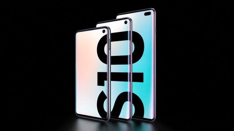 Samsung Galaxy S10 preorders