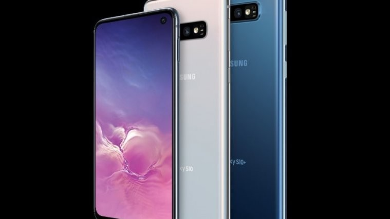 Samsung Galaxy S10e, Galaxy S10, and Galaxy S10 Plus