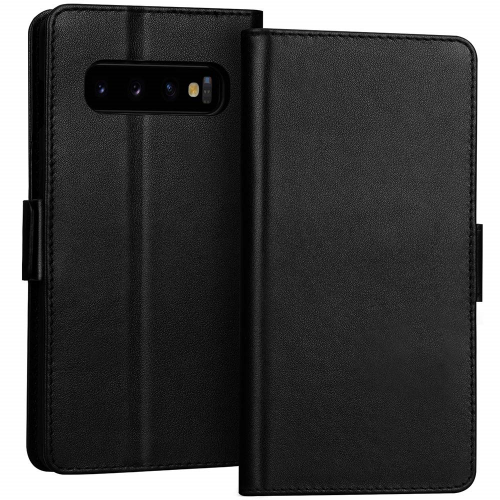 S10 leather and wallet case 04