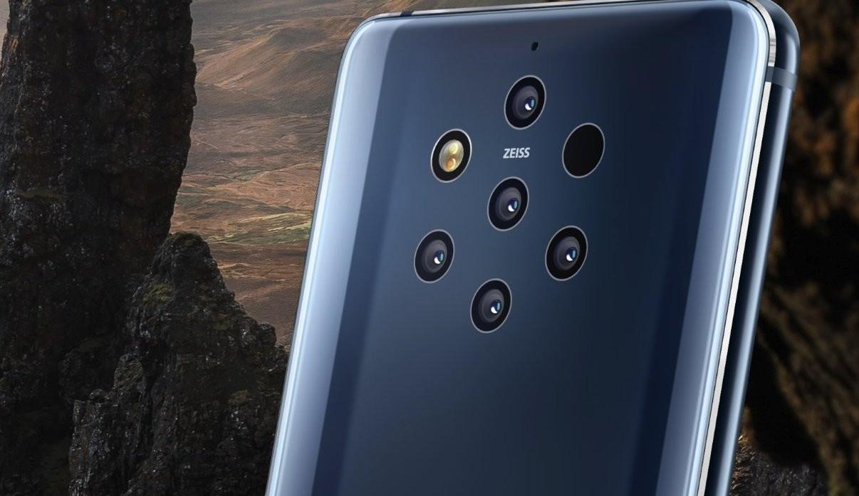 Nokia 9 update