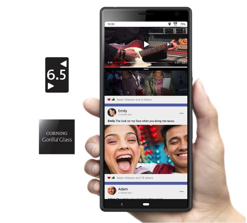 Sony Xperia 10 Plus buy