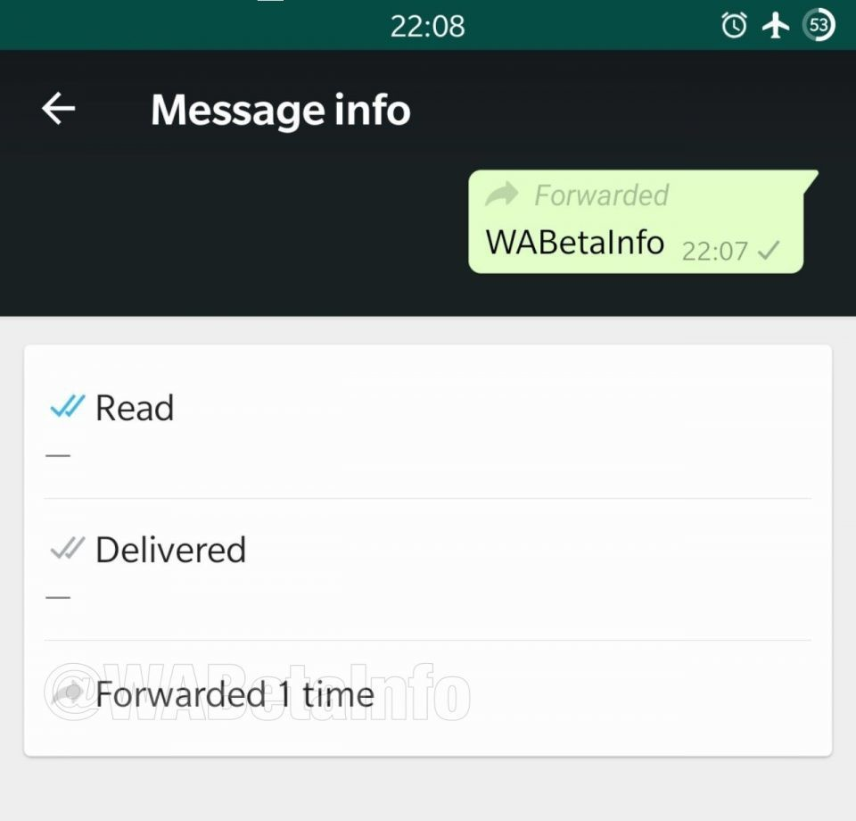 WhatsApp beta 2.19.80