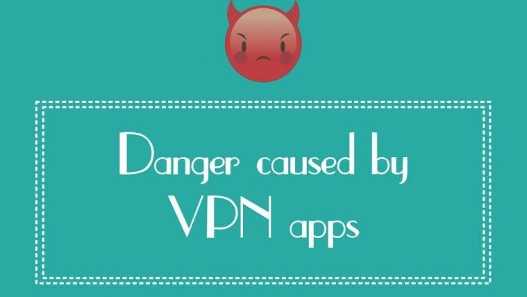 danger vpn apps