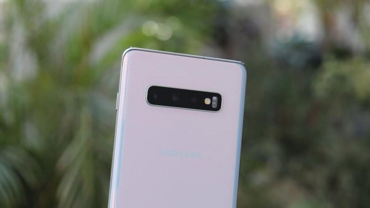 Samsung Galaxy S10 One UI 2.0
