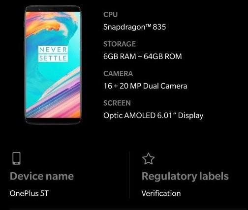 OnePlus 5T Open Beta 28 update