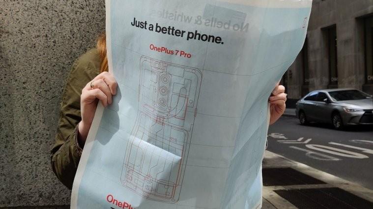 OnePlus 7 Pro New York Times