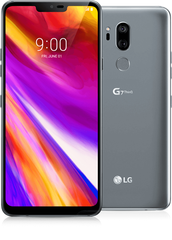 LG G7 ThinQ March Sprint update