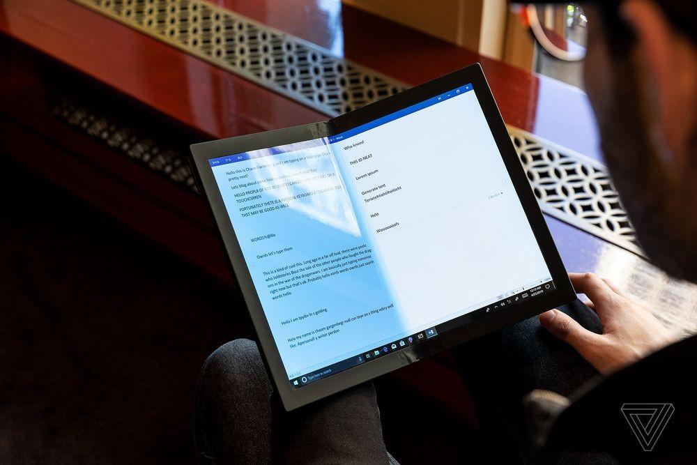 Lenovo ThinkPad X1 foldable (2)