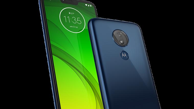 Moto G7 Power update