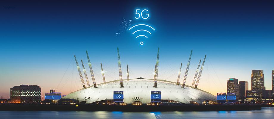 O2 UK 5G coverage