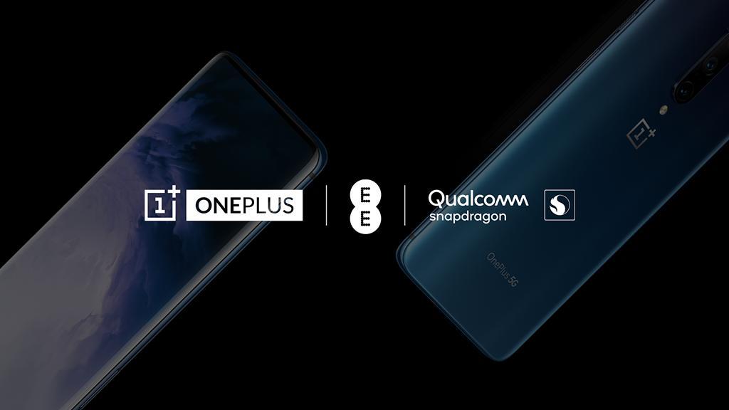 OnePlus 7 Pro 5G on EE UK