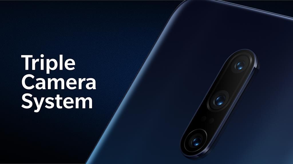 OnePlus 7 Pro tri-lens camera