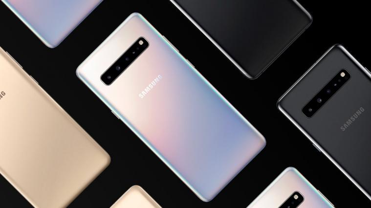 Samsung Galaxy S10 5G colors