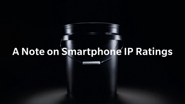 Statement on OnePlus 7 Pro water resistance