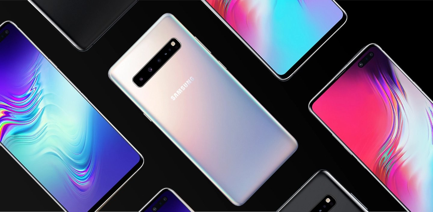 Samsung Galaxy S10 5G Android 10