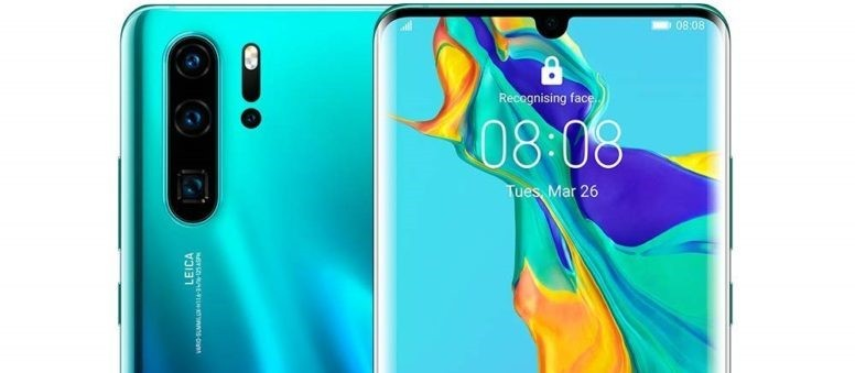 Huawei P30 Pro Q update
