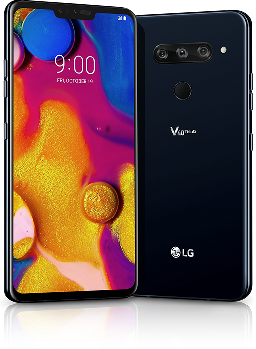 LG V40 ThinQ Pie update