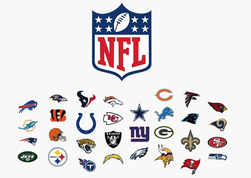 NFL logo fingerprint sensor icon