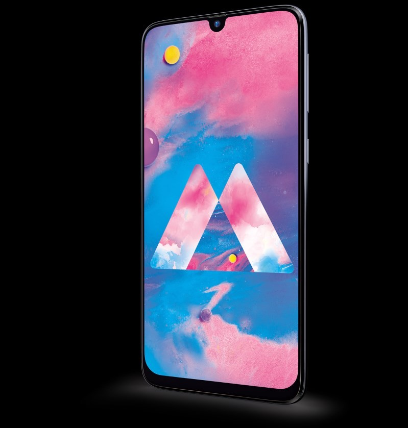 Galaxy M30 Android Q