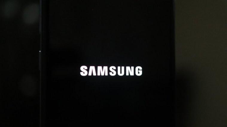 Samsung dark mode