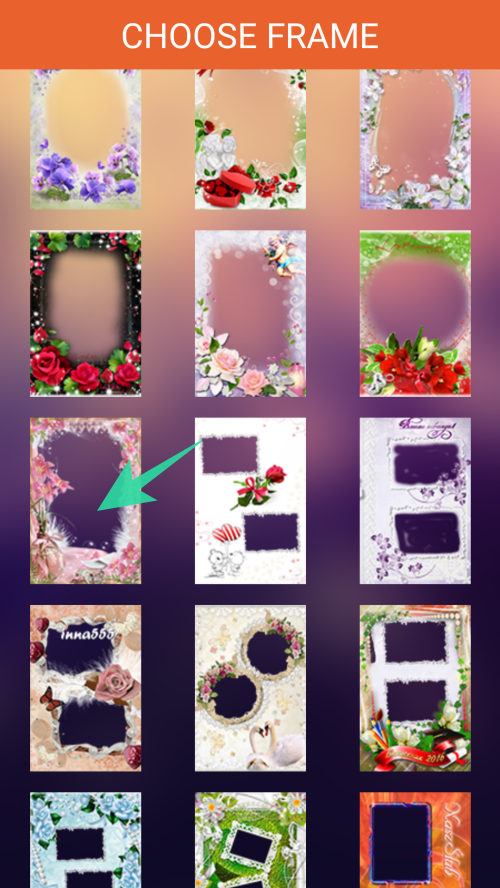 add photo frame to images 02