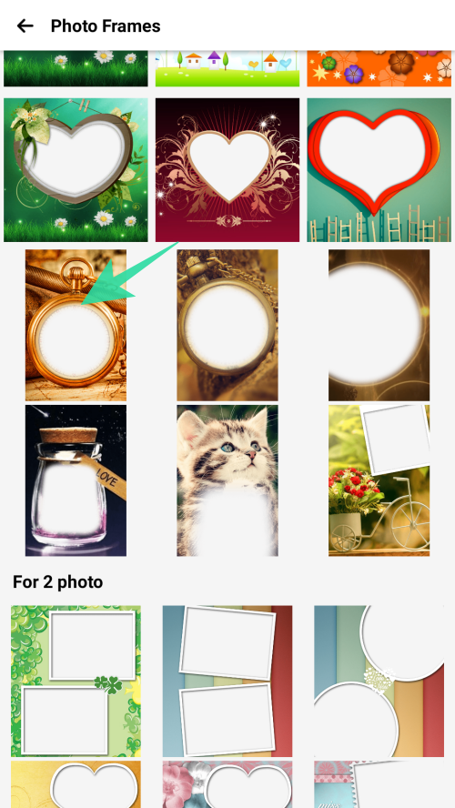 Add photo frame to images 08