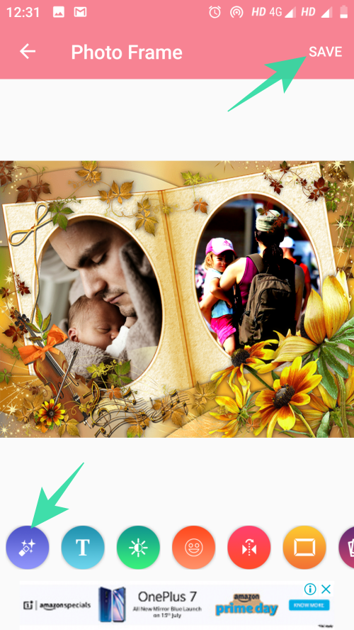 add photo frames to images 15
