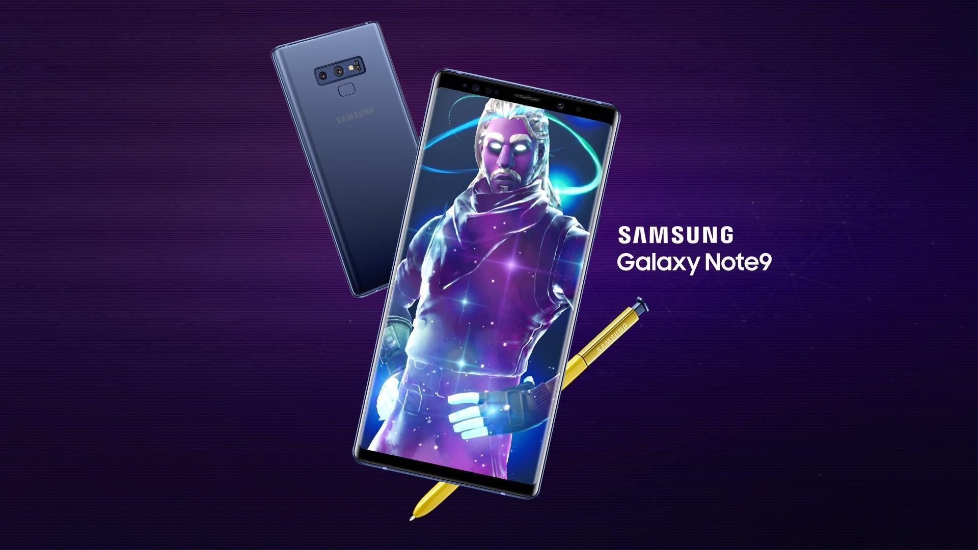 Galaxy Note 9 update timeline