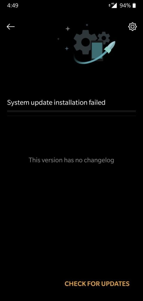 Android Q DP3 installation failed problem