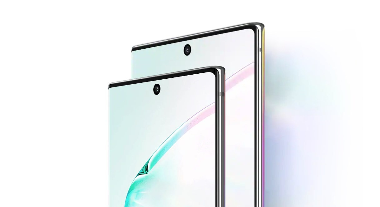 Galaxy Note 10 and 10 Plus